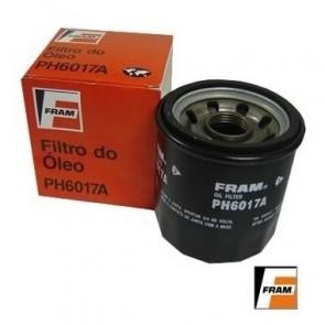 Filtro de Óleo - Fram - PH6017A (Linha Moto Honda/Kawasaki/Yamaha)