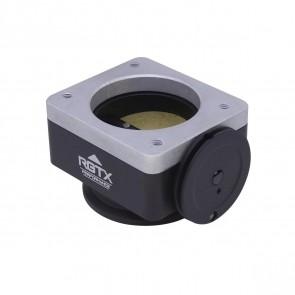 "Corpo de Borboleta Billet TBI 65mm V-band 3"" RGTX"