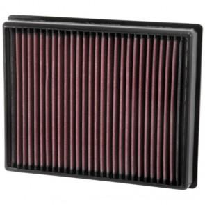 Filtro de Ar Inbox K&N 33-5000 Ford Fusion Ecoboost