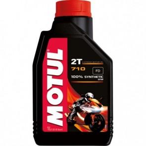Óleo Motul 710 2T (100% Sintético) 1L