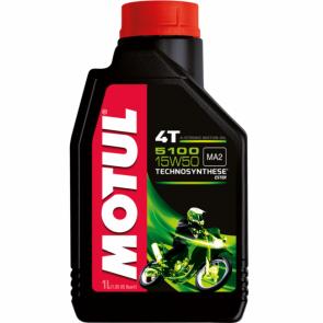 Óleo Motul 5100 4T (Semi-sintético) 15W50 1L