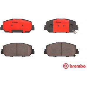 Jogo de Pastilha de Freio Dianteiro P 28 084N para Honda Civic Si Gen X Brembo