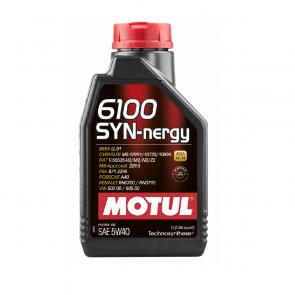 Óleo Motul 6100 SYN-nergy (Semi-sintético) 5w40 1L