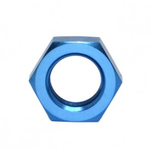 Porca para Bulkhead 6AN / AN6 - Azul