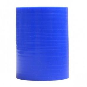 "Mangote Azul em Silicone Reto Liso 2"" Polegadas (51mm) * 76mm - Epman"