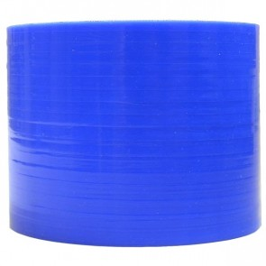"Mangote Azul em Silicone Reto Liso 3,5"" Polegadas (89mm) * 76mm - Epman"