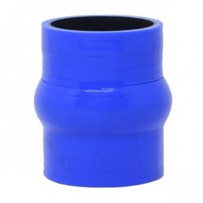 """Mangote Azul em Silicone Reto 2"""" Polegadas (51mm) * 76mm - Epman"""