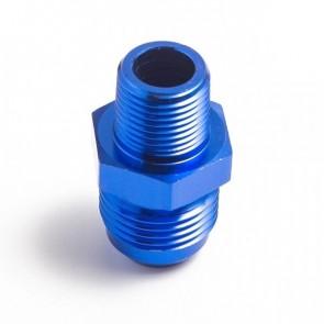 """Niple Adaptador 1/2"""" NPT para 10AN - Azul"""