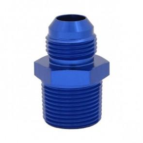 """Niple Adaptador 3/4"""" NPT para 10AN - Azul"""