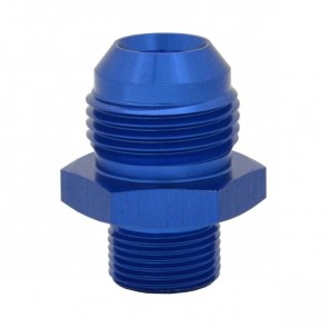 Niple Adaptador M20*1.5 Métrico para 12AN - Azul