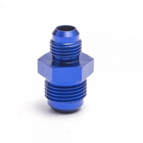 Niple Adaptador 6AN Macho para 8AN Macho - Azul