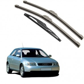 Kit Palhetas Dianteira e Traseira para Audi A3 Ano 1996 - 2006
