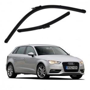 Kit Palhetas para Audi A3 Ano 2007 - 2012