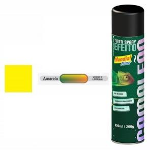 Tinta Spray Camaleão Amarelo