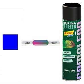 Tinta Spray Camaleão Azul