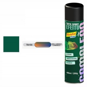Tinta Spray Camaleão Verde
