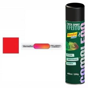 Tinta Spray Camaleão Vermelho