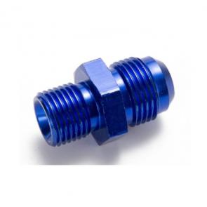 Niple Adaptador M16*1.5 Métrico para 6AN - Azul
