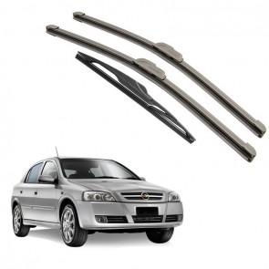 Kit Palhetas Dianteira e Traseira para Chevrolet Astra 1994 A 1996