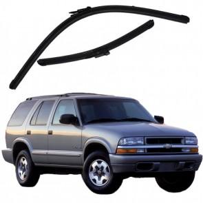 Kit Palhetas para GM Chevrolet Blazer Ano 1995 - Atual