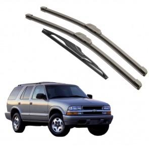 Kit Palhetas Dianteira e Traseira para GM Chevrolet Blazer 1995 A Atual