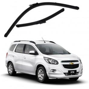 Kit Palhetas para GM Chevrolet Spin Ano 2012 - Atual