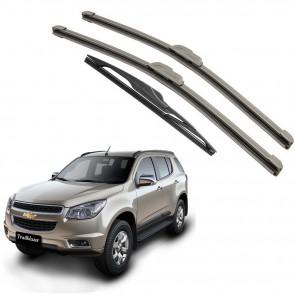 Kit Palhetas Dianteira e Traseira para GM Chevrolet Trail Blazer 2012 A Atual