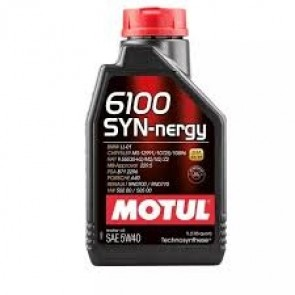 Óleo Motul 6100 SYN-nergy (Semi-sintético) 5w30 1L