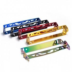 Suporte Móvel de Placa Racing Epman em Alumínio - Cores Disponíveis
