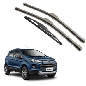 Kit Palhetas Dianteira e Traseira para Ford Ecosport 2013 A 2016