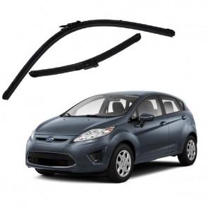 Kit Palhetas para Ford Fiesta Ano 2011 - Atual