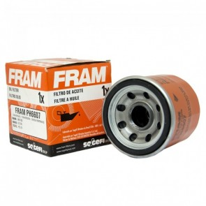 Filtro de Óleo - Fram - PH6607 (Linha Renault / Nissan)