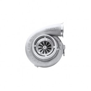 Turbina Roletada Completa GTX4709R Caixa Quente T6 A/R 1.23 - Garrett