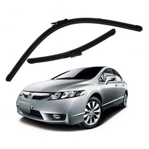 Kit Palhetas para Honda Civic Ano 2006 - 2011