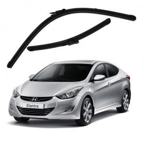 Kit Palhetas para Hyundai Elantra Ano 2011 - 2016