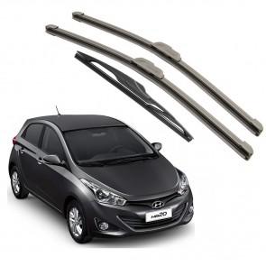 Kit Palhetas Dianteira e Traseira para Hyundai Hb20 2013 A Atual