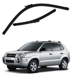 Kit Palhetas para Hyundai Tucson Ano 2008 - 2016