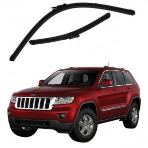 Kit Palhetas para Jeep Grand Cherokee Ano 2012 - Atual