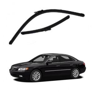 Kit Palhetas para Hyundai Azera Ano 2008 - 2012