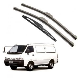 Kit Palhetas Dianteira e Traseira para Kia Motors Besta 1993 A 1997
