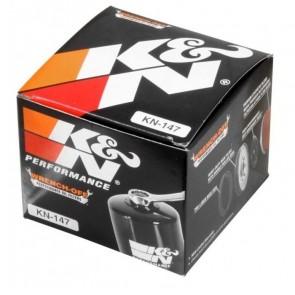Filtro de Óleo K&N para motos KN-147