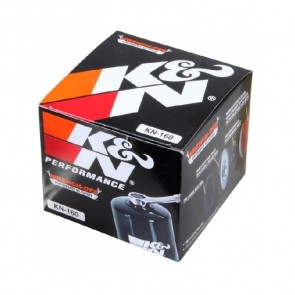 Filtro de Óleo K&N para motos KN-160