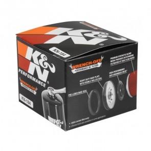 Filtro de Óleo K&N para motos KN-184