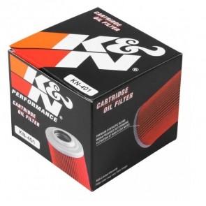 Filtro de Óleo K&N para motos KN-401