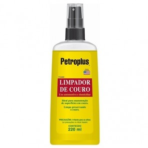 Limpador de Couro Petroplus 220ml