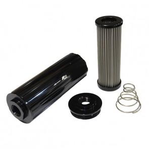 Filtro de Combustível Linha Street G 8AN / AN8 - 70 Microns - Preto