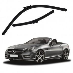 Kit Palhetas para Mercedes-Benz SLK Ano 2010 - Atual