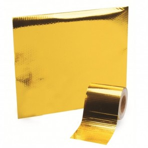 Manta Refletiva 60cm x 10m - Gold Tape (Dourado)