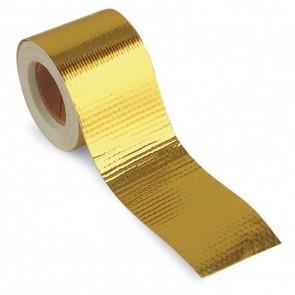 Manta Refletiva 5cm x 10m - Gold Tape (Dourado)