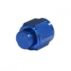 Tampão AN Cônico Fêmea 10AN / AN10 - Azul